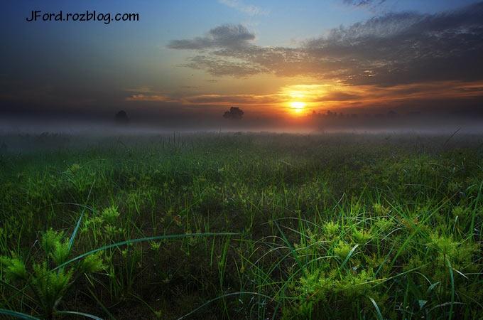 تصاویر بسیار زیبا از طلوع و غروب خورشید-شماره ی 1