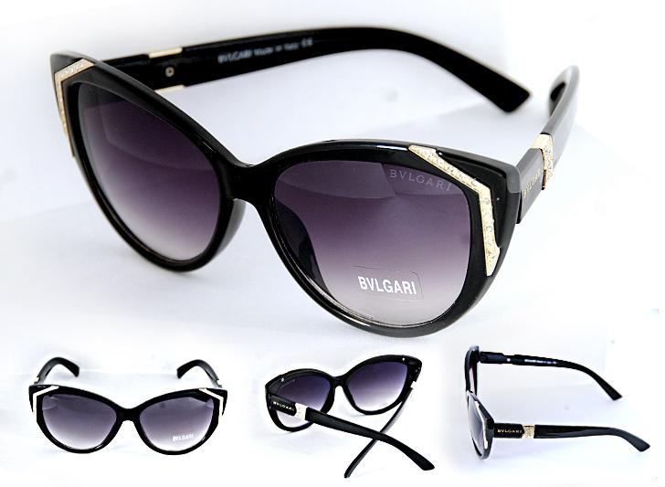 خرید عینک دودی زنانه بولگاری