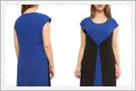 مدل لباس برای خانم های تپل