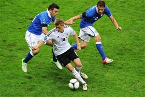 نتیجه بازی آلمان و ایتالیا 12 تیر 95 | یورو2016  | گلها و خلاصه