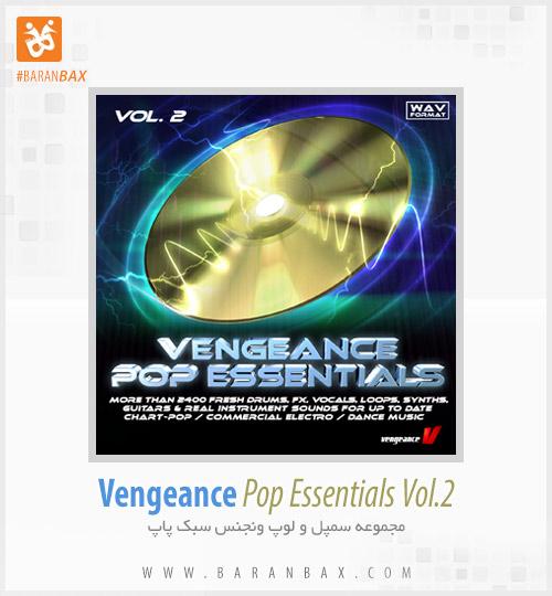دانلود سمپل و لوپ ونجنس Vengeance Pop Essentials Vol.2