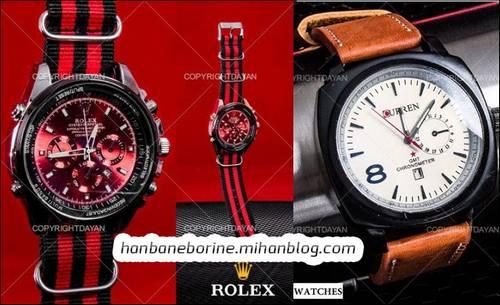 انواع مدل ساعت زنانه مردانه 1395