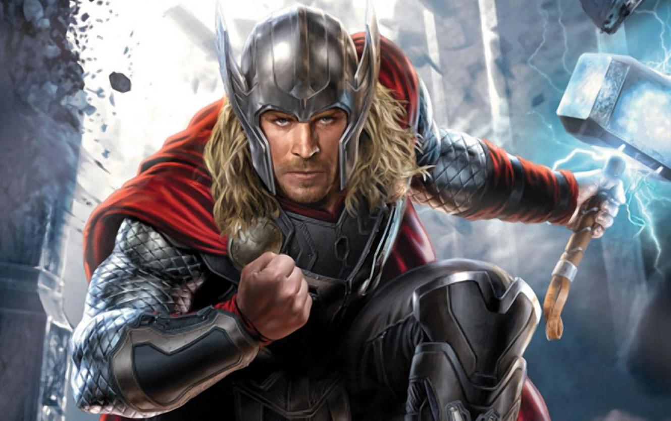 چهره متفاوت سِر آنتونی هاپکینز در قسمت سوم Thor در نقش خدای