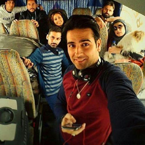 عکس های سریال پریا