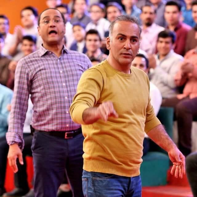 دانلود برنامه خندوانه با حضور حمیدرضا آذرنگ و جناب خان 23 تیر 95 با کیفیت بالا