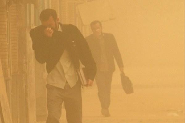 آخرین خبر از توفان و گرد و خاک در سیستان و بلوچستان امروز 24 تیر 95