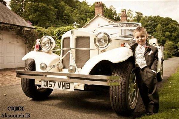 عکس های زیبا و دیدنی از ماشین عروس های آنتیک و قدیمی