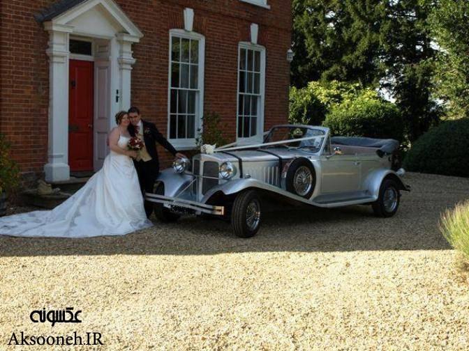 عکس های زیبا و دیدنی از ماشین عروس های آنتیک و قدیمی | WwW.Aksooneh.IR