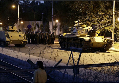 علت کودتای نظامی ترکیه|چرا فتح الله گولن کودتا کرد؟|آخرین خبر