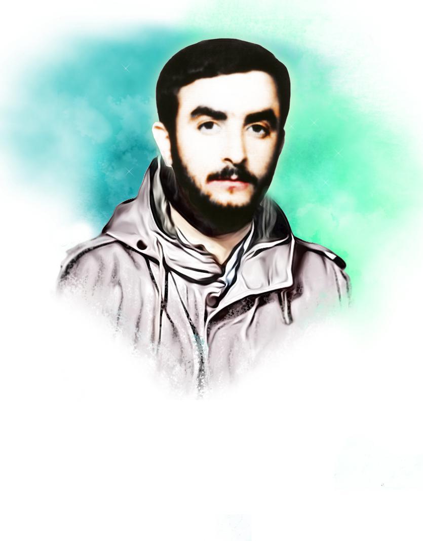 پوستر شهید بزرگوار علی اصغر اسفندیاری