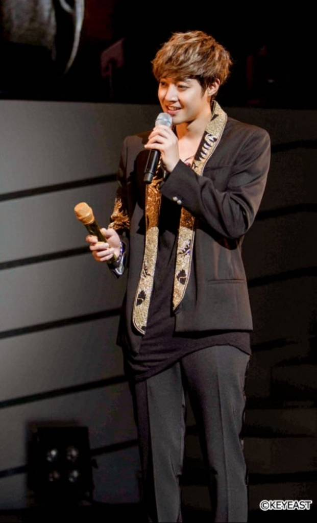 [Photo] Kim Hyun Joong Japan Mobile Site Update [2016.07.15]