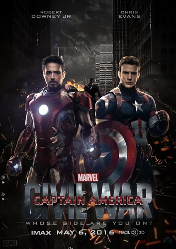 دانلود فیلم Captain America: Civil War 2016