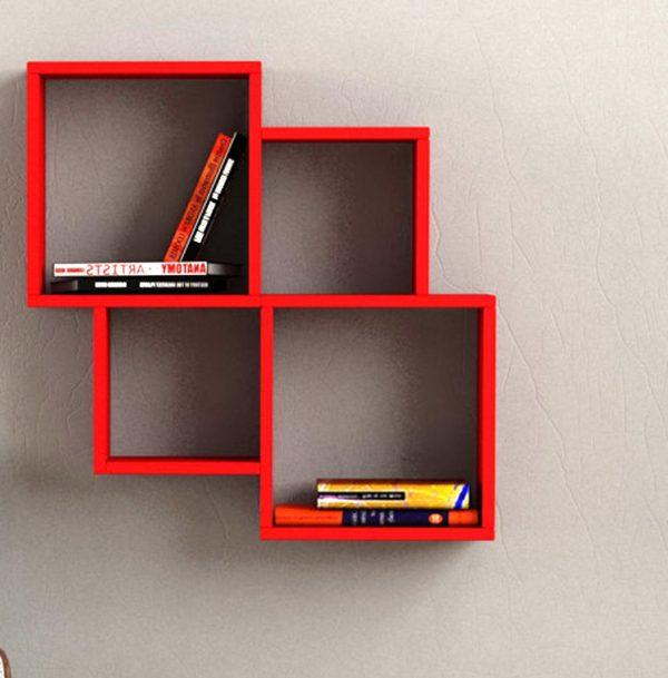 شلف دیواری باکس قفسه3