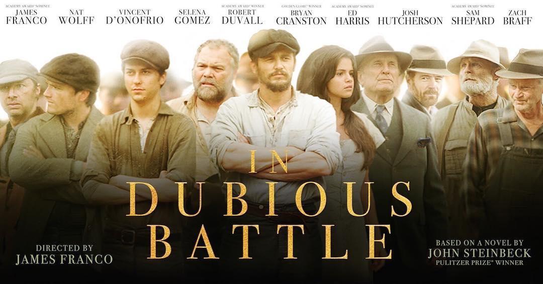 دانلود تریلر رسمی فیلم in Dubious Battle
