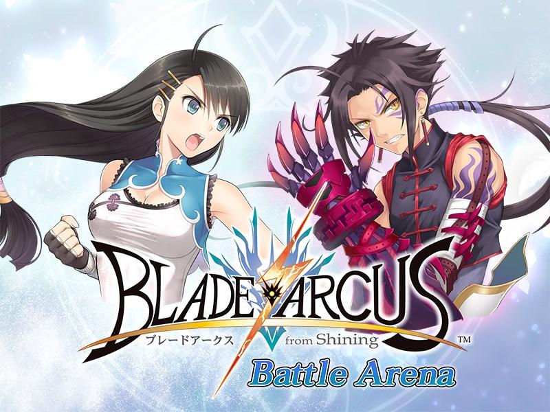 دانلود ترینر بازی BLADE ARCUS FROM SHINING: BATTLE ARENA