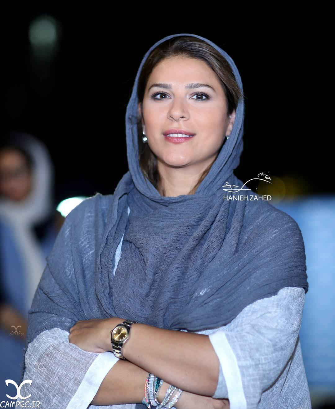 سحر دولتشاهی در اکران خصوصی فیلم آی آدمها