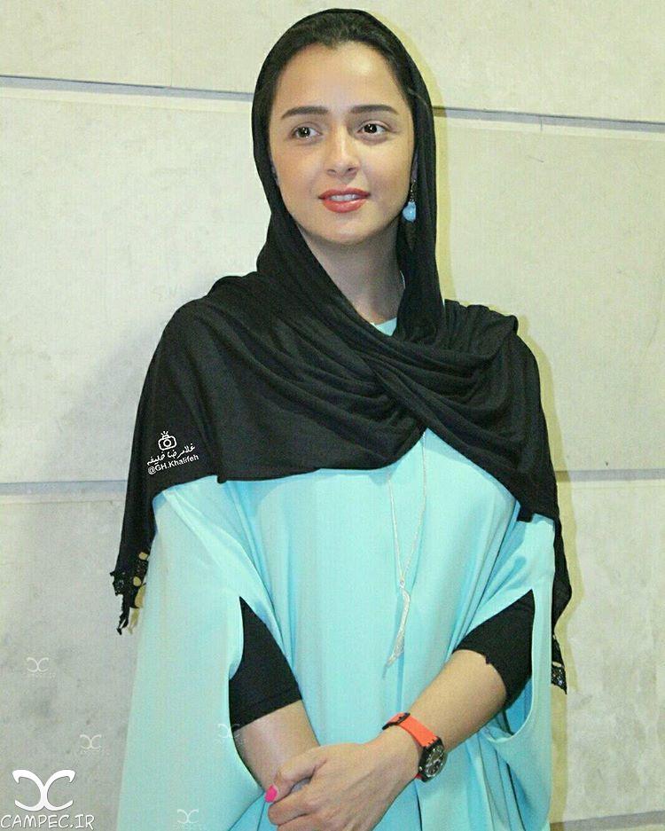 عکسهای بازیگران در اکران خصوصی فيلم فروشنده