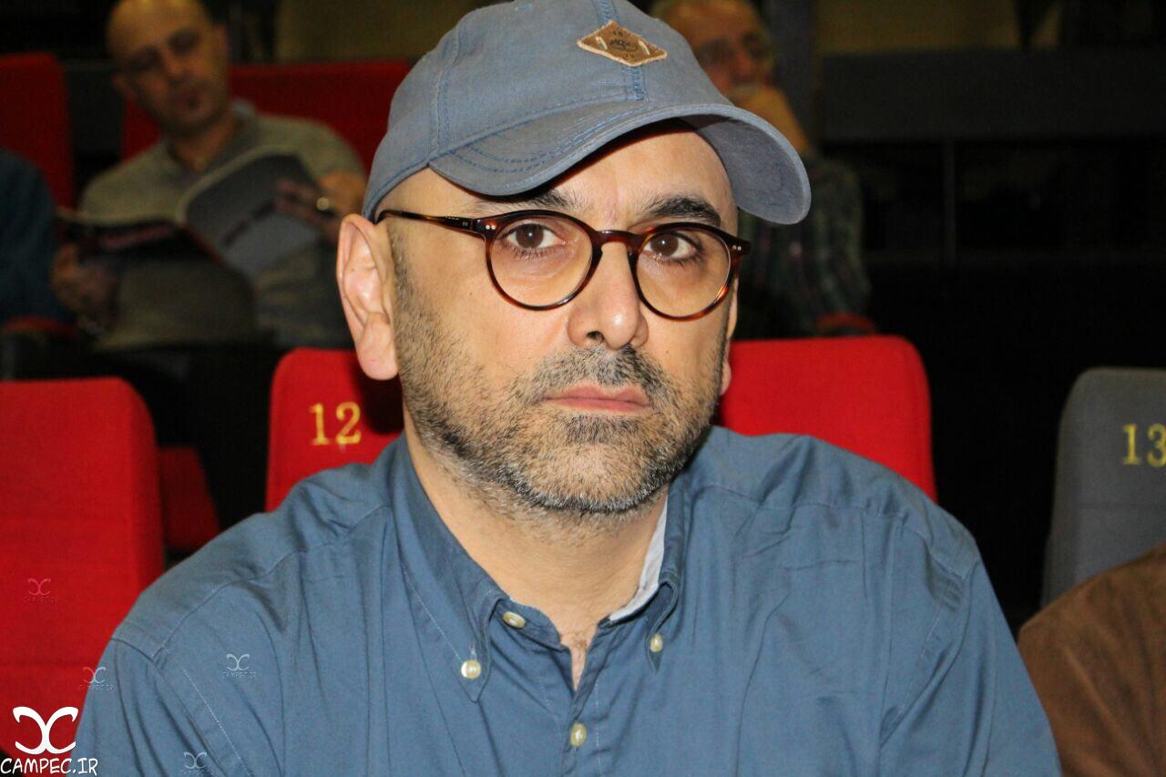 حبیب رضاییی در اکران خصوصی فیلم فروشنده
