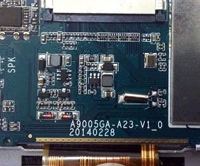 رام تبلت چینی A9005GA-A23-v1_0