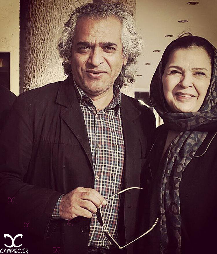 عکسها و بیوگرافی افسر اسدی و همسرش اصغر همت