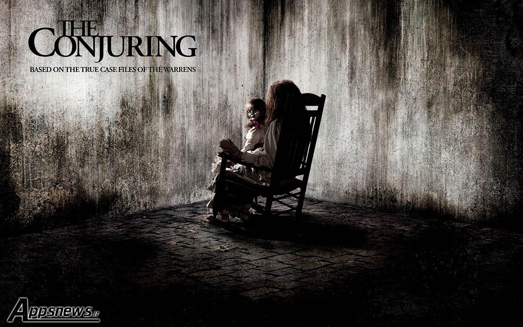دانلود فیلم The Conjuring 2013 + زیرنویس فارسی