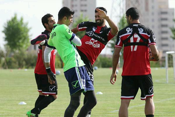 رونمايي از ترکيب تيم ملي ايران در بازي مقابل قطر