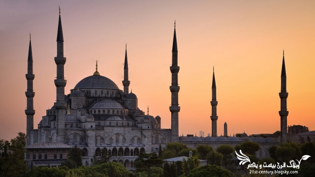 مسجد ایاصوفیه / استانبول
