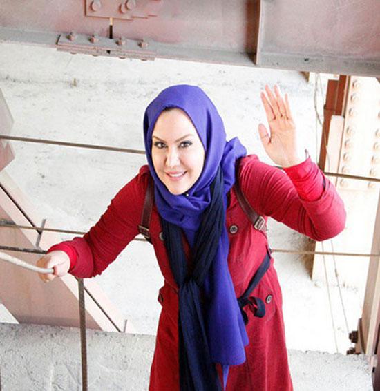 نيلوفر خرمنيک بازيگر جوان سریال معمای شاه درگذشت+عکس
