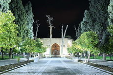 از کهن ترین باغ های کدام استان ایران باغ جهان نما است؟