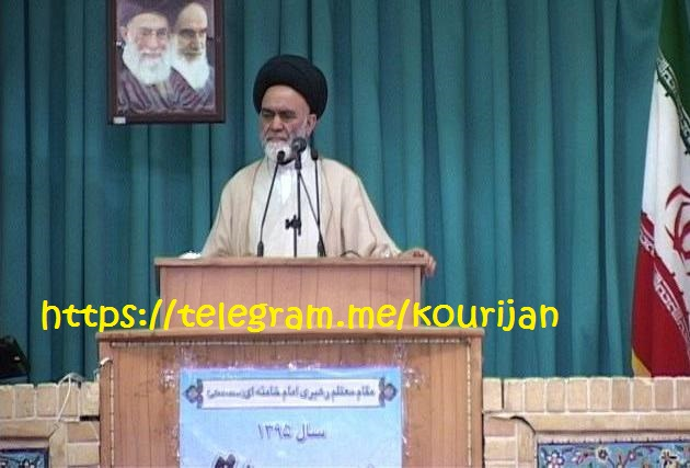 سید هاشم موسوی -نماز جمعه همدان