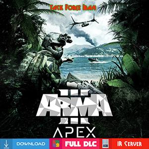 دریافت ARMA 3 APEX EDITION نسخه استیم