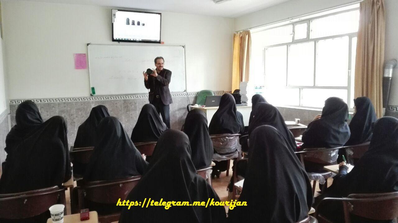 تربیت خبرنگار در همدان