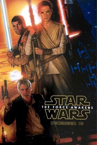 دانلود فیلم جنگ ستارگان ۷ Star Wars The Force Awakens 2015