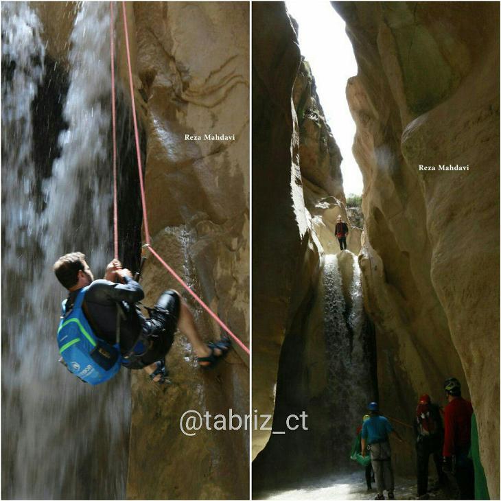 آبشار زنوز