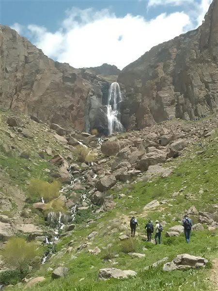 آبشار اسکندر آذربایجان شرقی