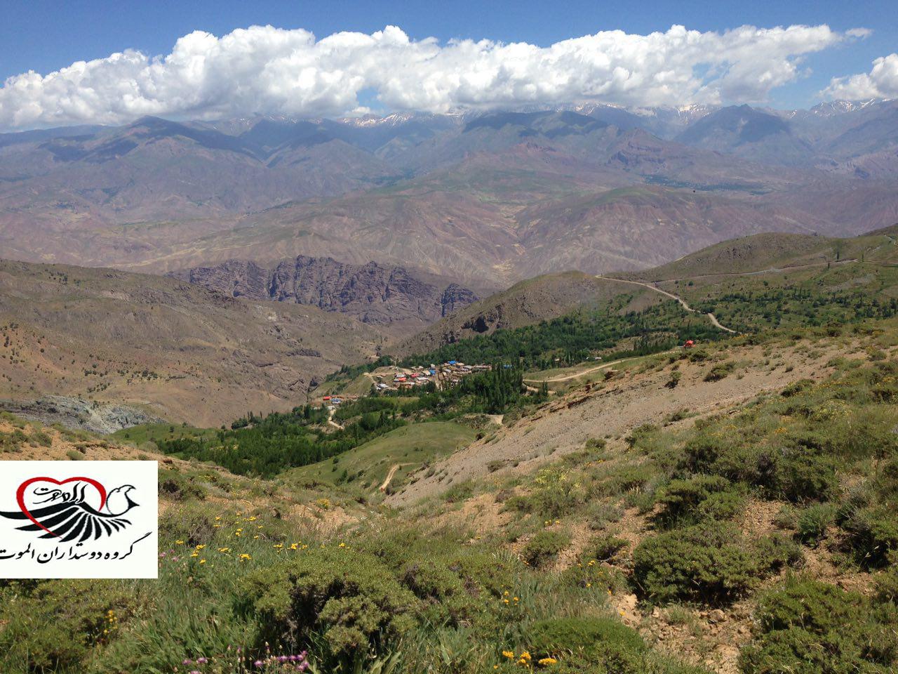 روستای چاله عكس از آقای علی احمدی-