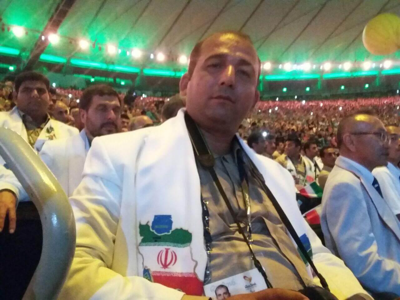 مراسم افتتاحیه پارالمپیک ریو 2016