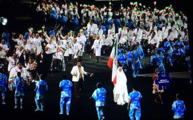 افتتاحیه پارالمپیک ریو 2016
