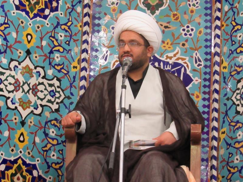 مراسم شهادت امام محمد باقر علیه السلام در محله صادقیون