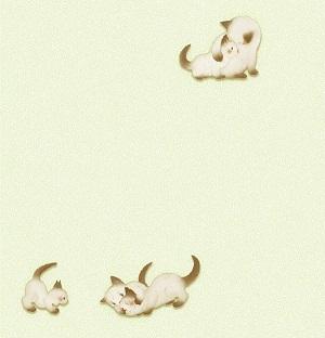 کاغذ دیواری اتاق نوزاد- کاغذ دیواری سیسمونی image