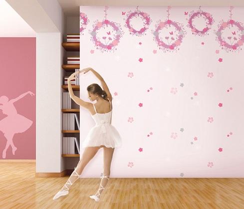 حاشیه کاغذ دیواری اتاق کودک image