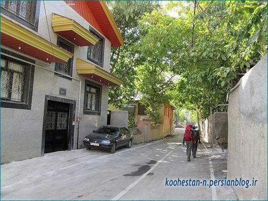 روستای لواسان بزرگ