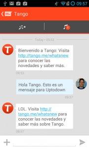 دانلود برنامه پیام رسان تانگو - Tango Messenger 3.17.159863 - تماس رایگان اندروید