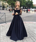 مدل لباس با پارچه دورنگ