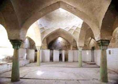 در کدام شهر حمام تاریخی گپ قرار دارد