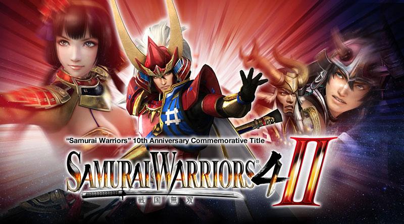 دانلود ترینر بازی SAMURAI WARRIORS 4-II