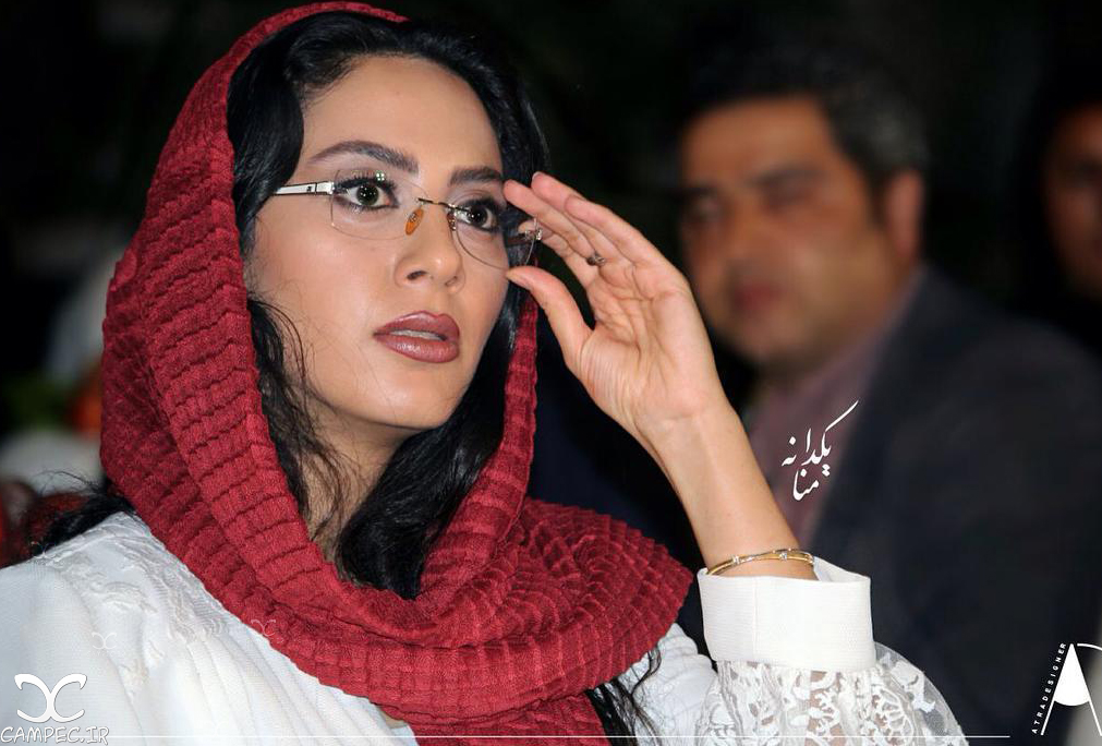 مومنا فرجاد در جشن روز ملی سینما