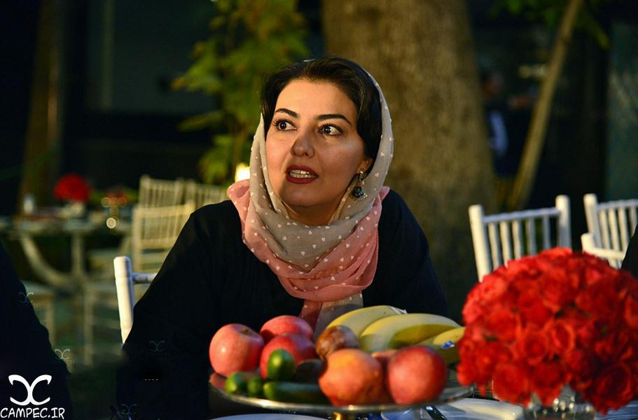آناهیتا همتی در جشن روز ملی سینما
