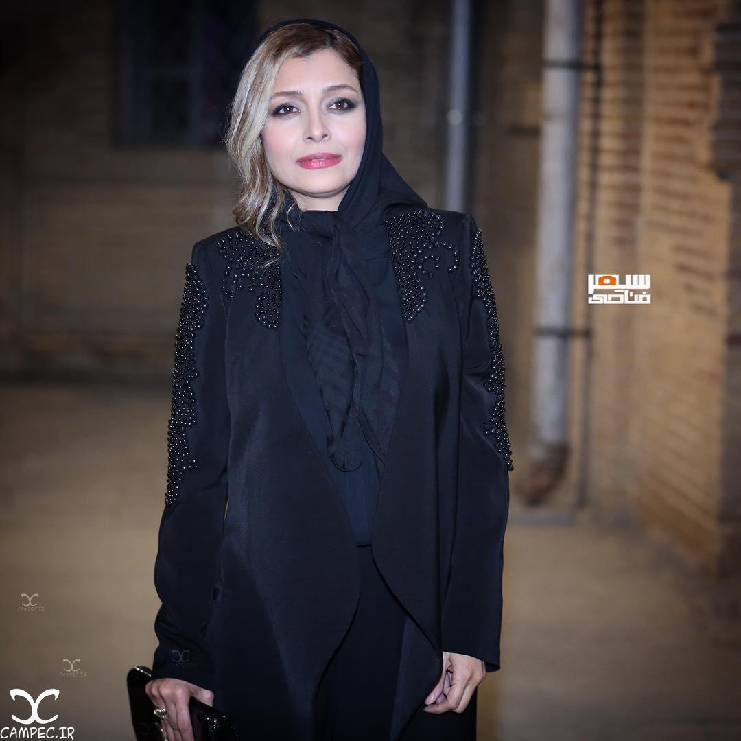 ساره بیات در هجدهمین جشن خانه سینما