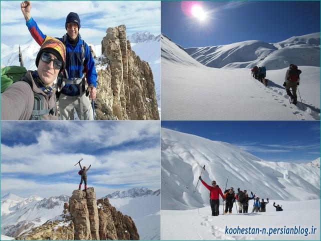 قله یونزا - گروه نشاط زندگی